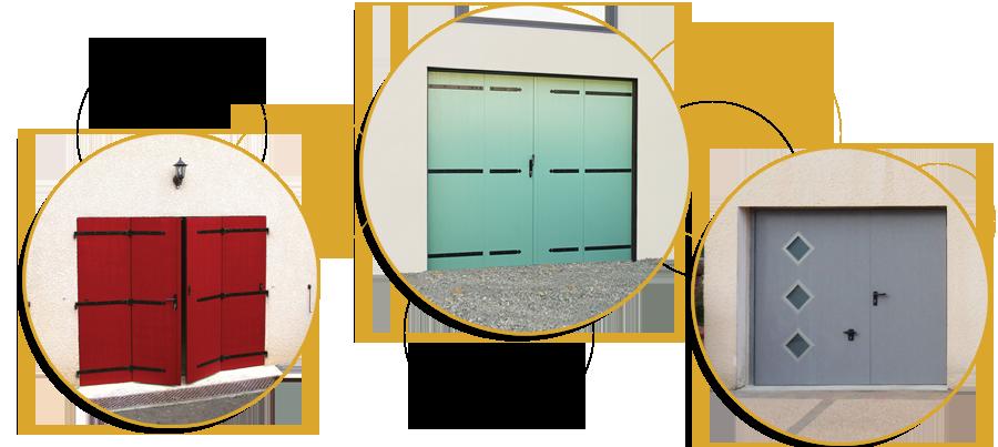 Bulles Portes de Garage Polyhabitat