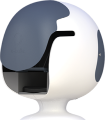 E-Bulle Leet Design en Matériaux Composites Polyhabitat