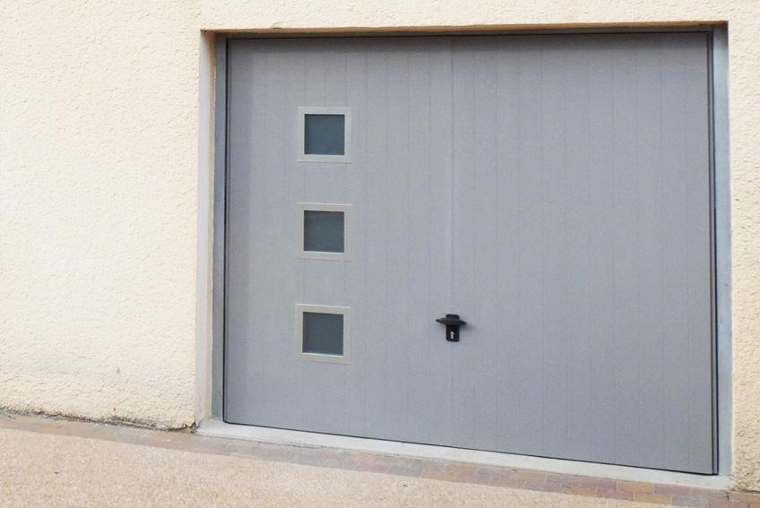 Portes de Garage Polyhabitat